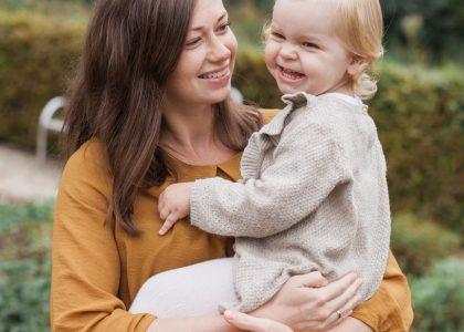 Babybauch Steffi