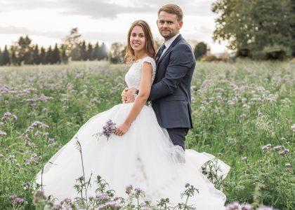 After - Wedding J + E